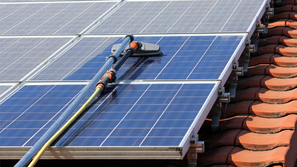 Solar Care Cleaning