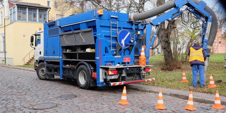 Drainage & Sewage Cleaning